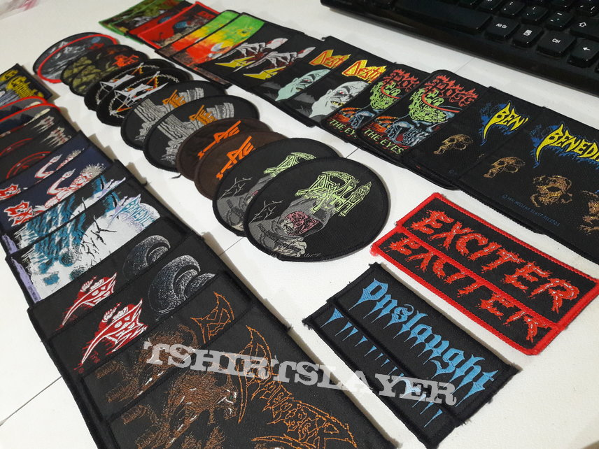 Double Patches