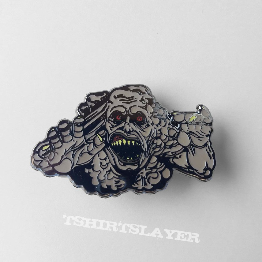 Basket Case pin