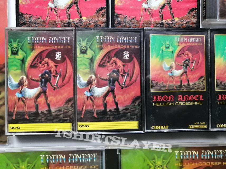 Iron Angel - Hellish Crossfire Collection