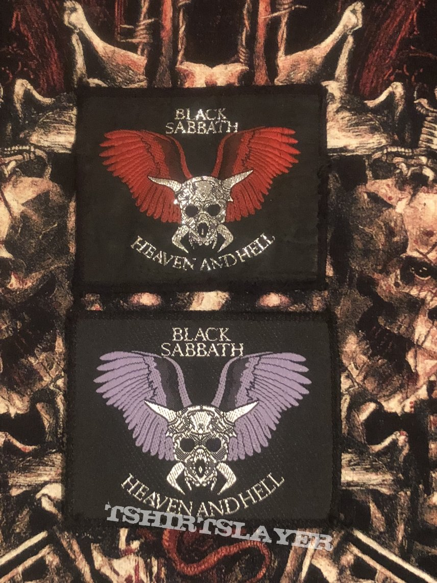 Heaven & Hell Patches