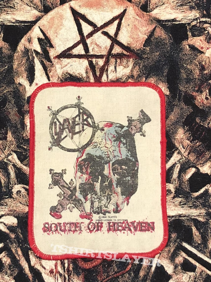 Slayer-South of Heaven Patch