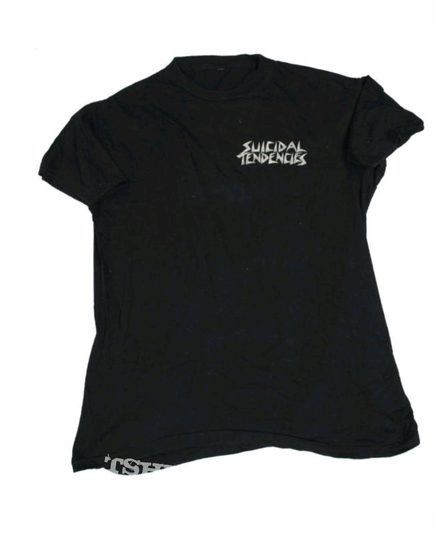 Suicidal Tendencies Possesed Shirt