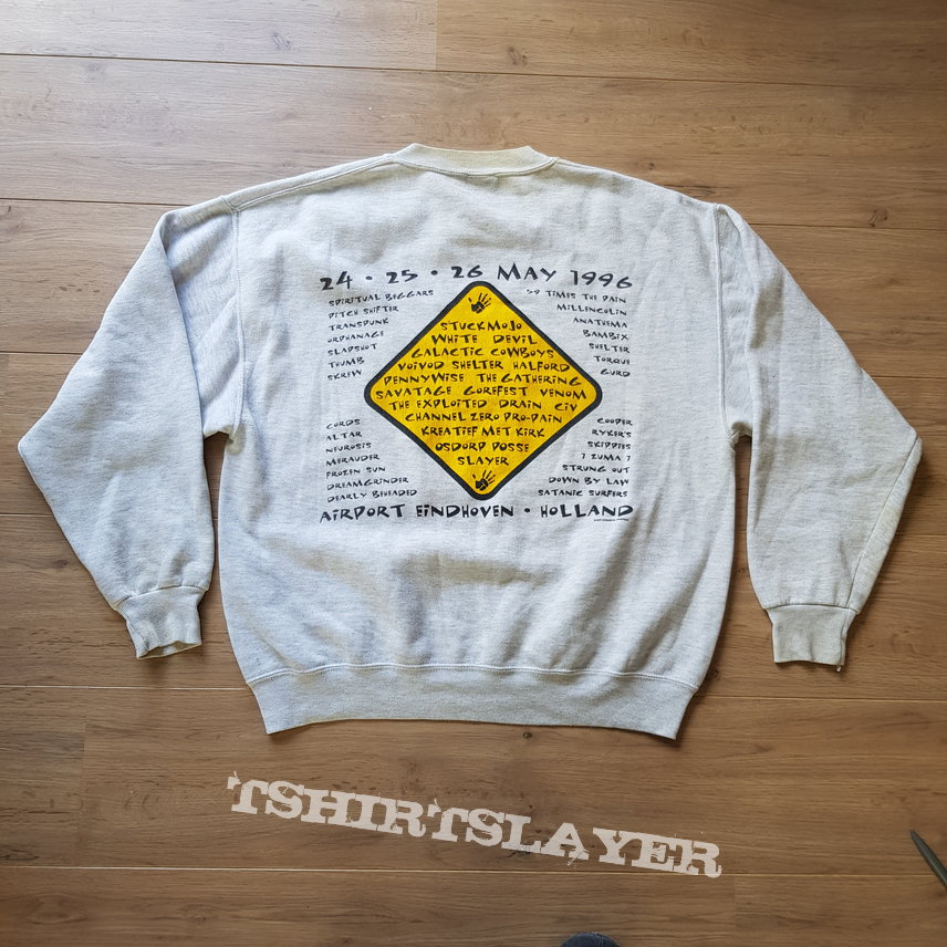 1996 Dynamo Open Air Festival Sweater L
