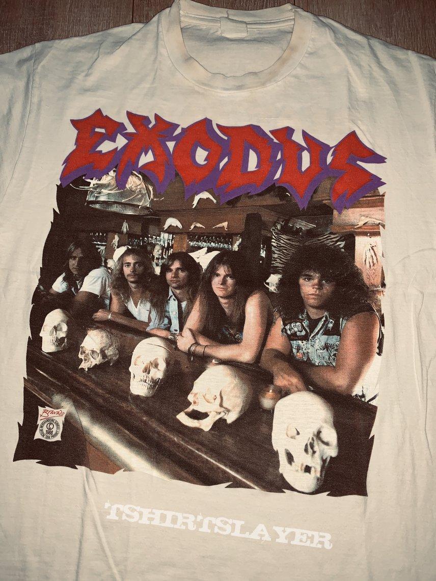 1988 Exodus Pleasures Of The Flesh Tour L