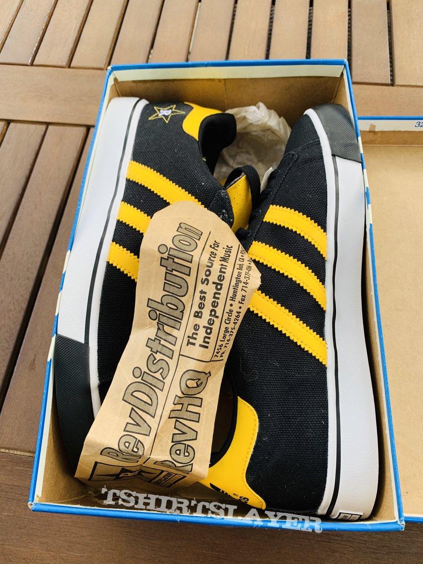 Adidas Campus Revelation Records Sneakers