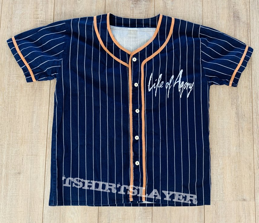 1990s Life Of Agony Baseball Shirt XL