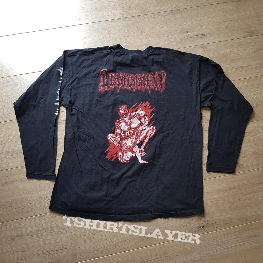 Devourment - Molesting the Decapitated longsleeve shirt XL