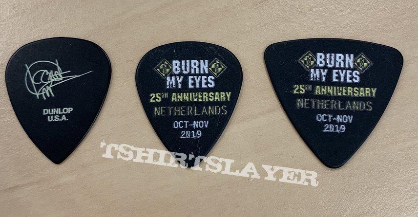 Machine Head Burn My Eyes 25th Anniversary Picks