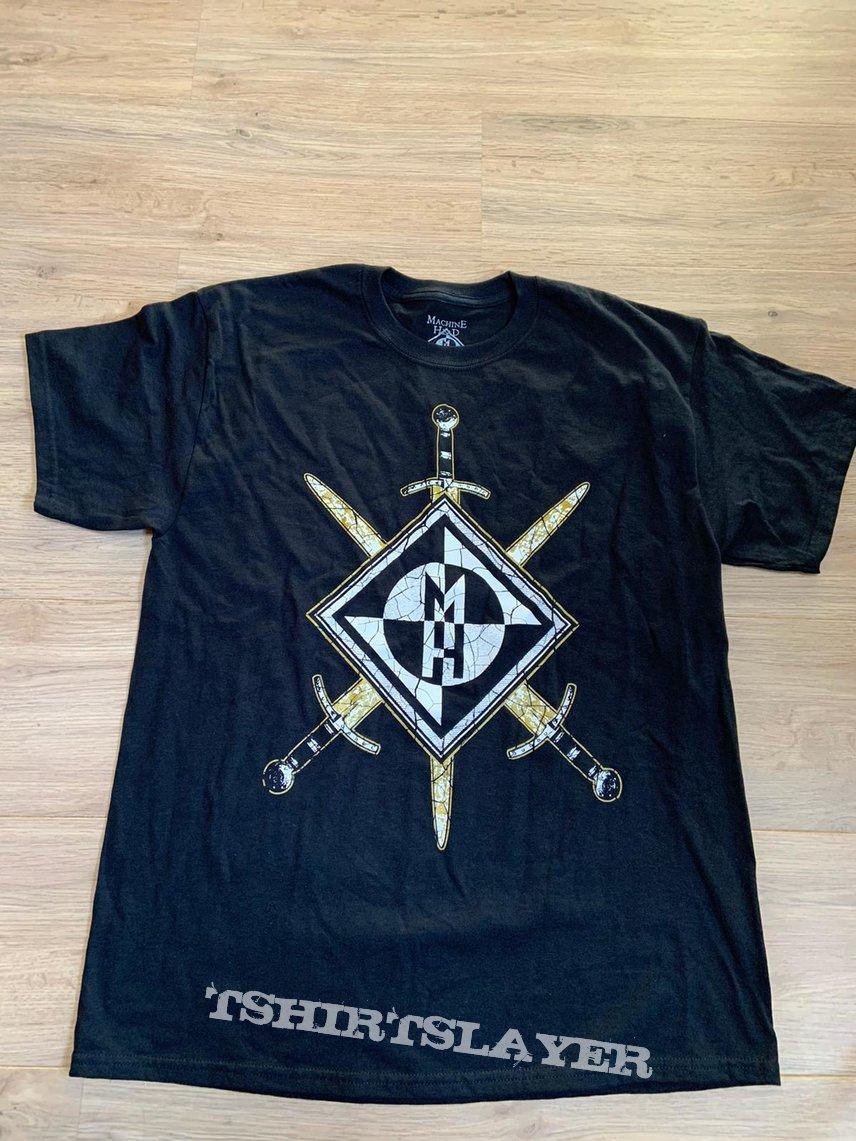 Machine Head Burn My Eyes 25th Anniversary Tilburg Show Shirt L
