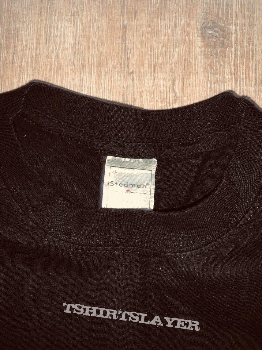 2007 Graveworm Suicide Code Shirt XL