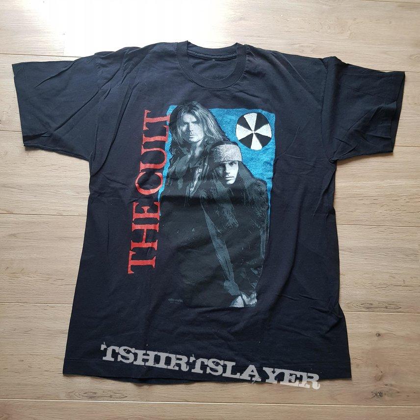 The Cult Ceremonial Stomp USA Tour Shirt