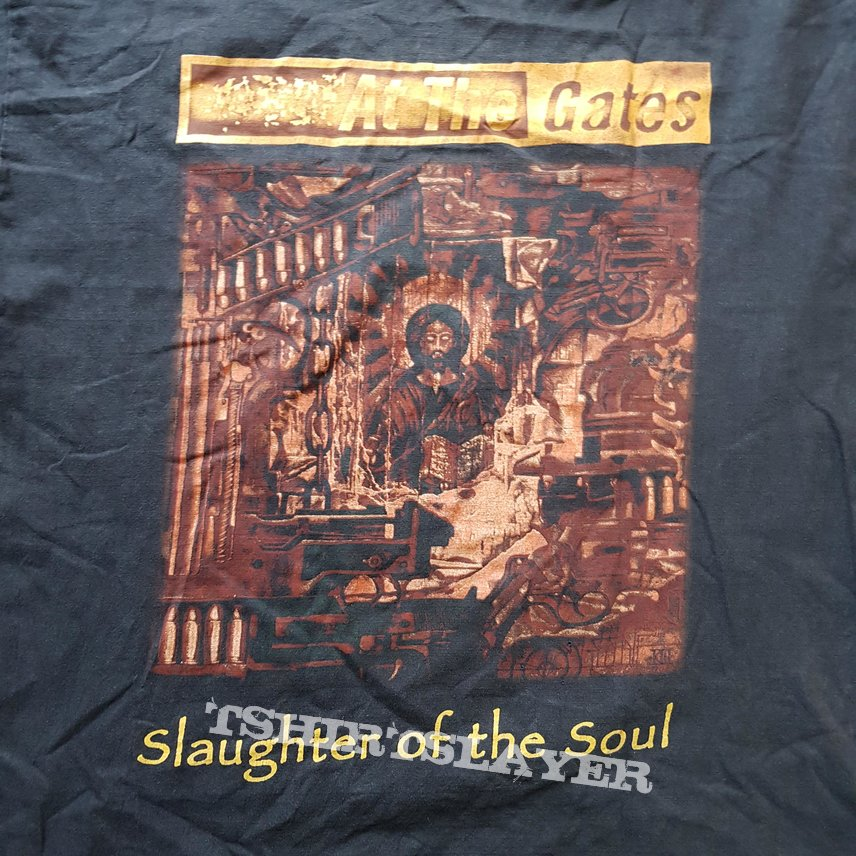 At The Gates Slaughter Of The Soul Shirt