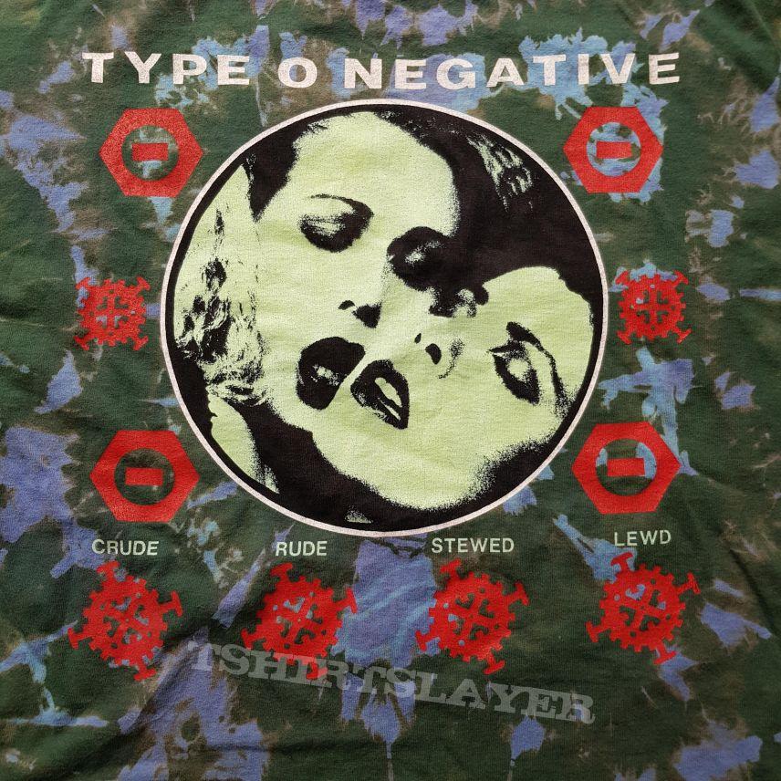 Type O Negative Bloody Kisses Longsleeve