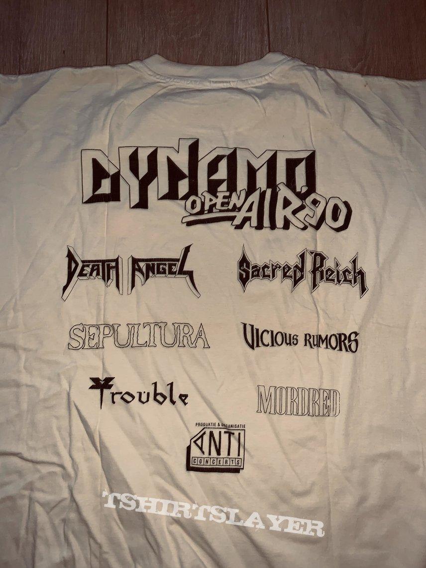 1990 Dynamo Open Air Festival Shirt L