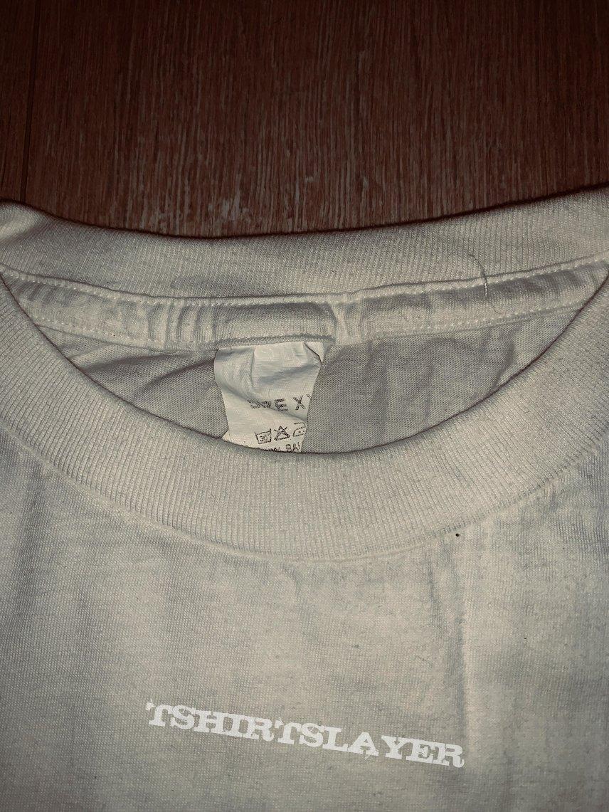 1992 Guns n Roses Rotterdam Security Shirt XL