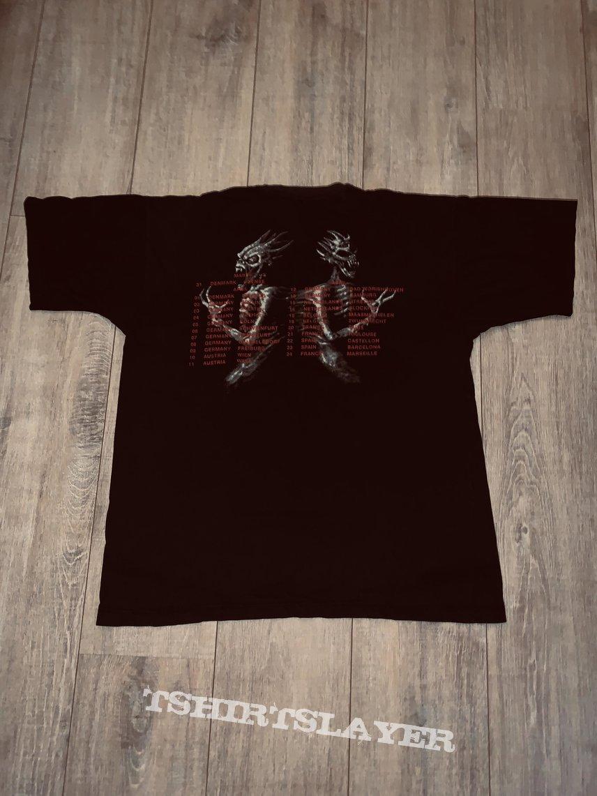 1993 Sinister Diabolical Summoning Tour Shirt L