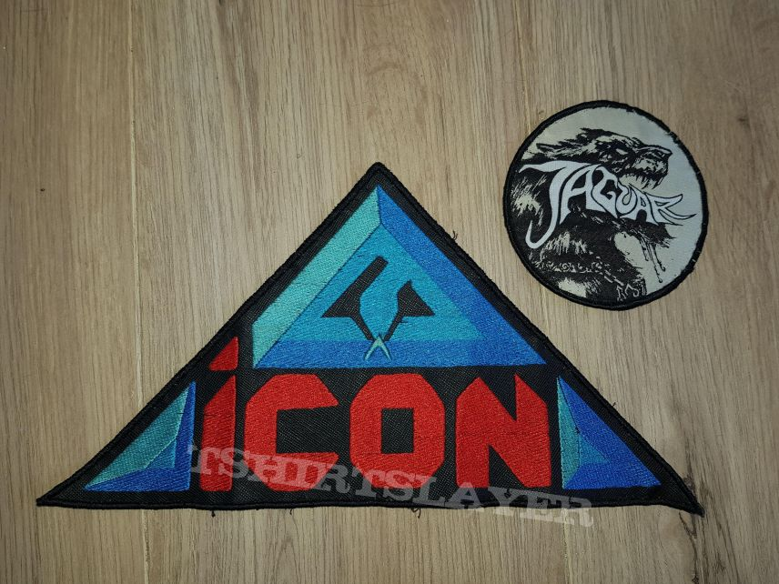 Icon and Jaguar Patches