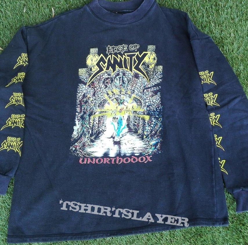 Edge Of Sanity: Unorthodox (Sweater) (XL)