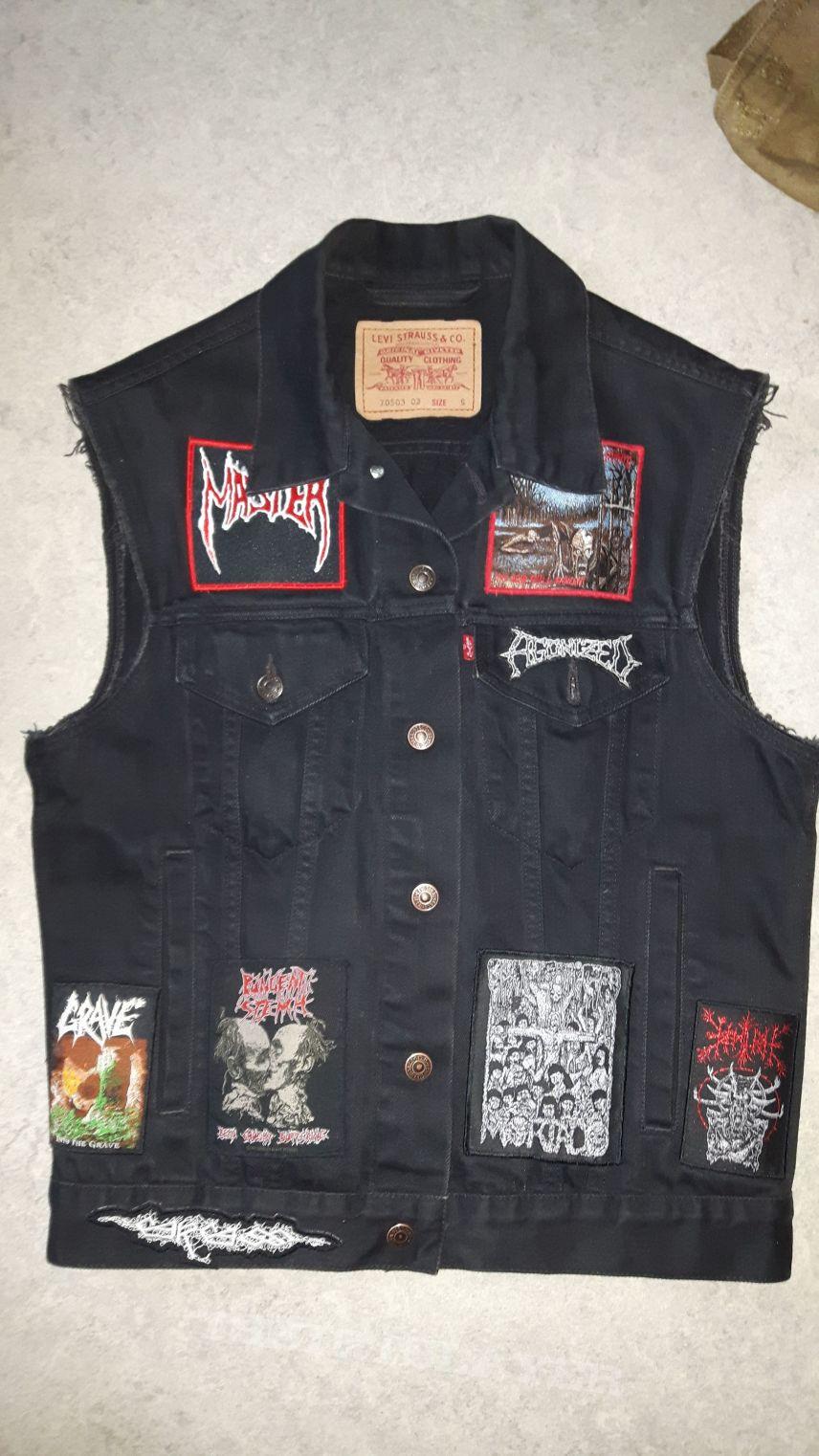 DM vest in progress