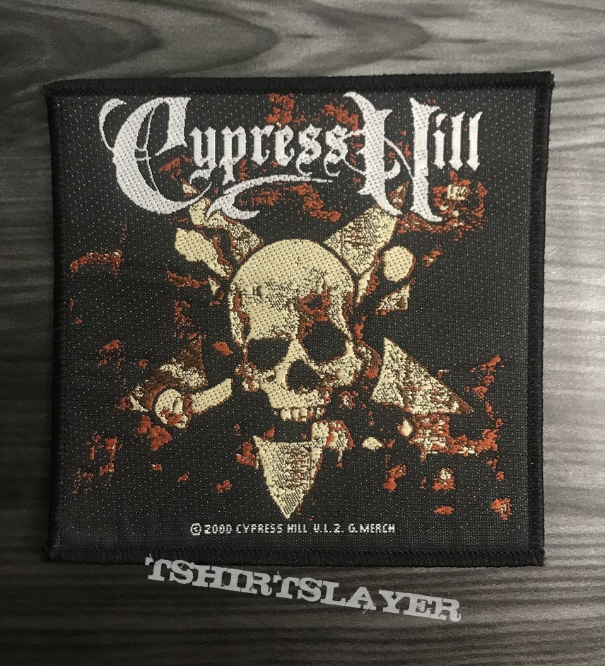 Cypress Hill Highlife Woven Patch