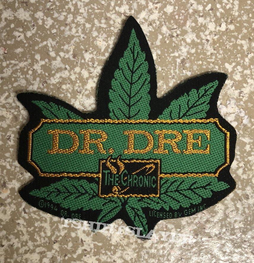 Dr. Dre The Chronic Vintage Woven Patch