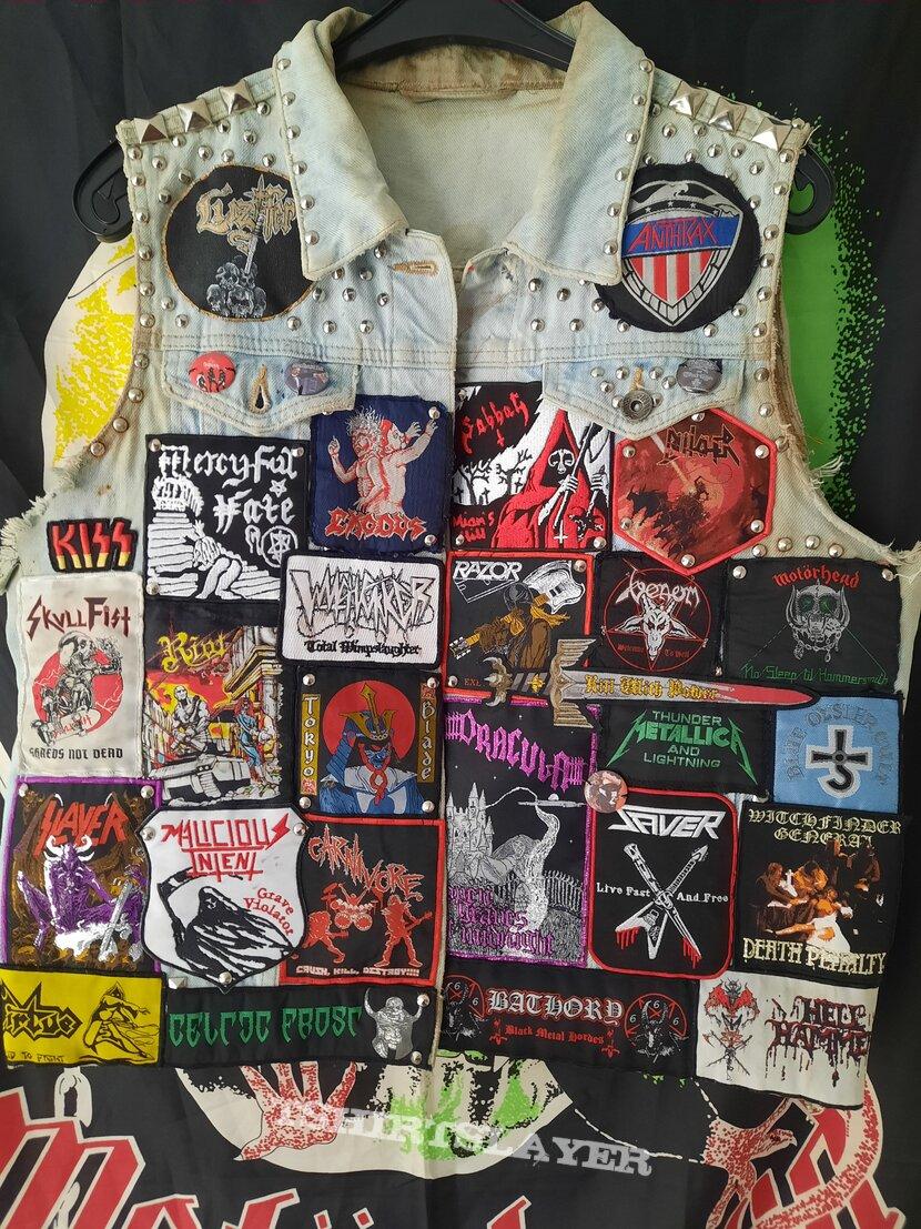 Main Vest update!! Don't Break The Oath