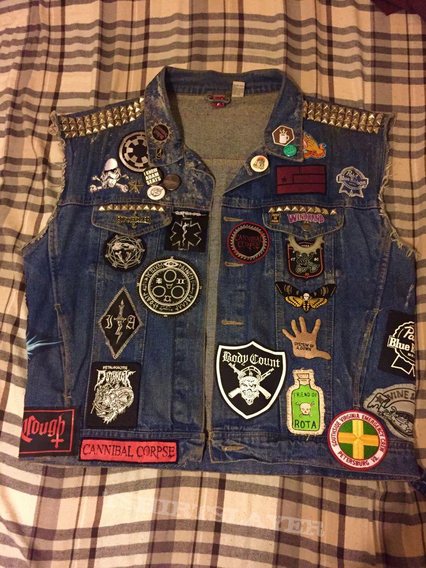 Doom/Death Battle Vest