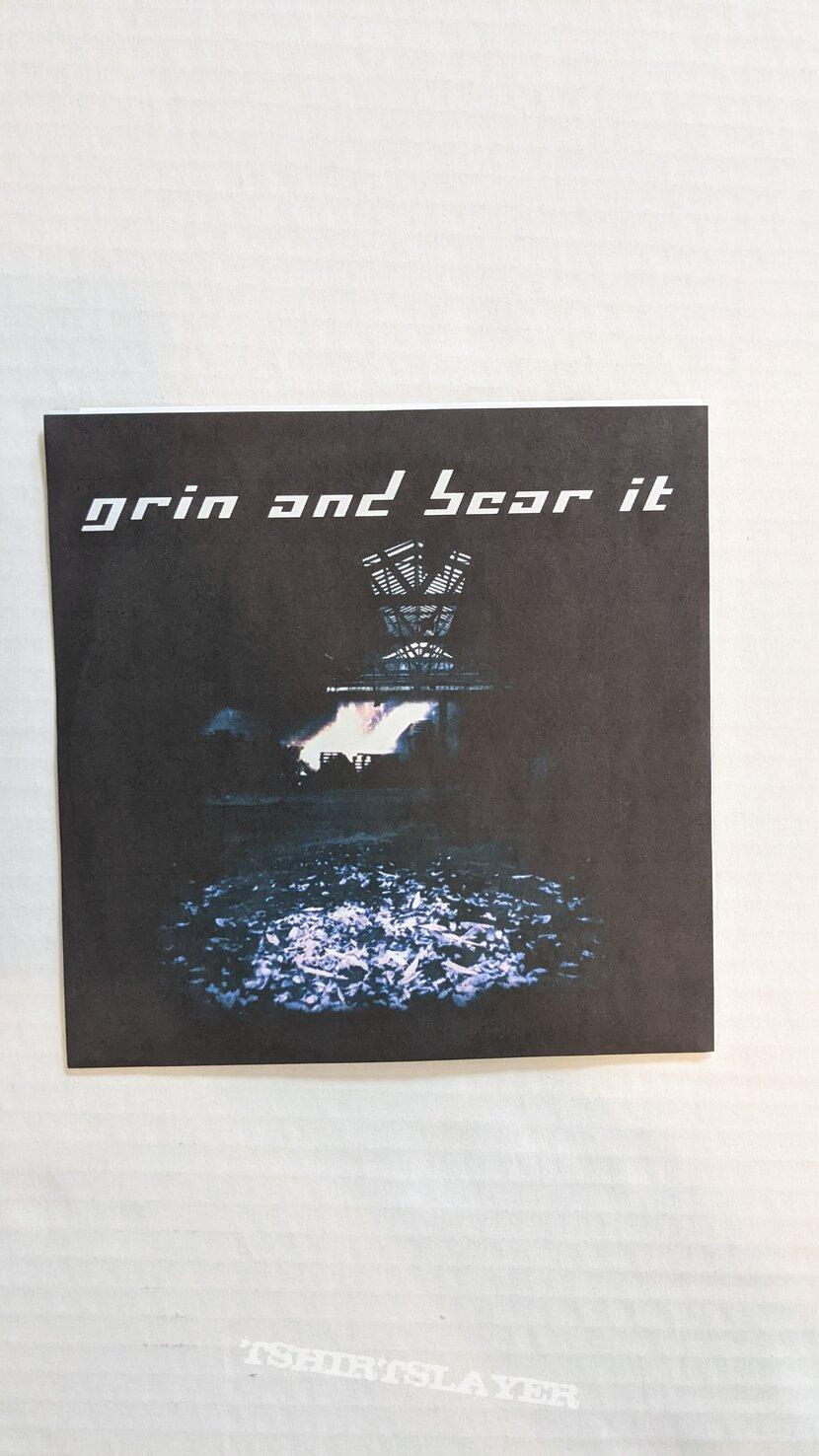 Grin And Bear It / Rabid Pigs Split (Test Press)