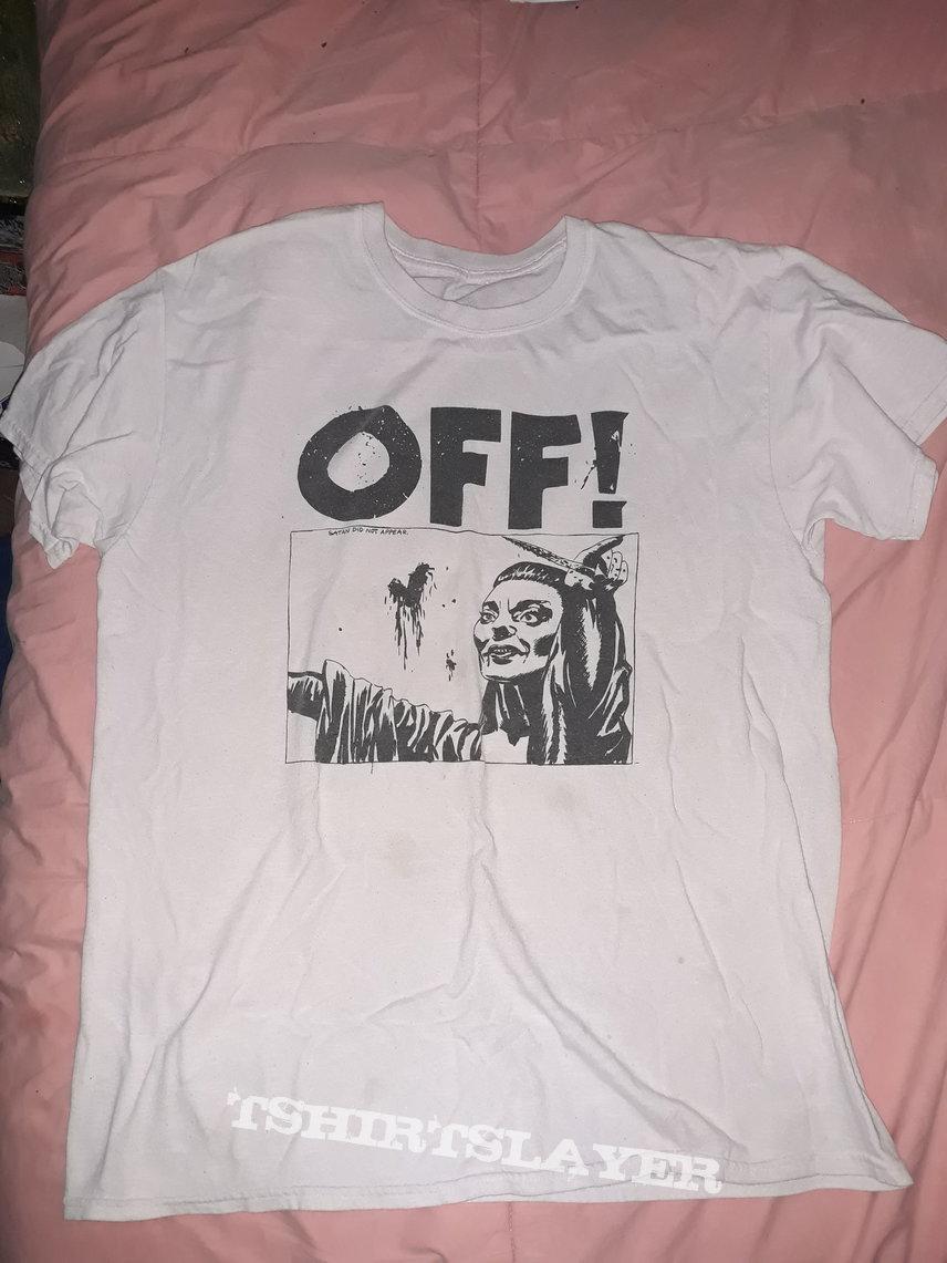 Off shirt