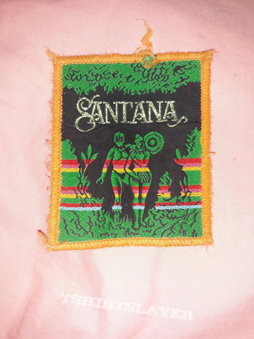 Santana amigos patch