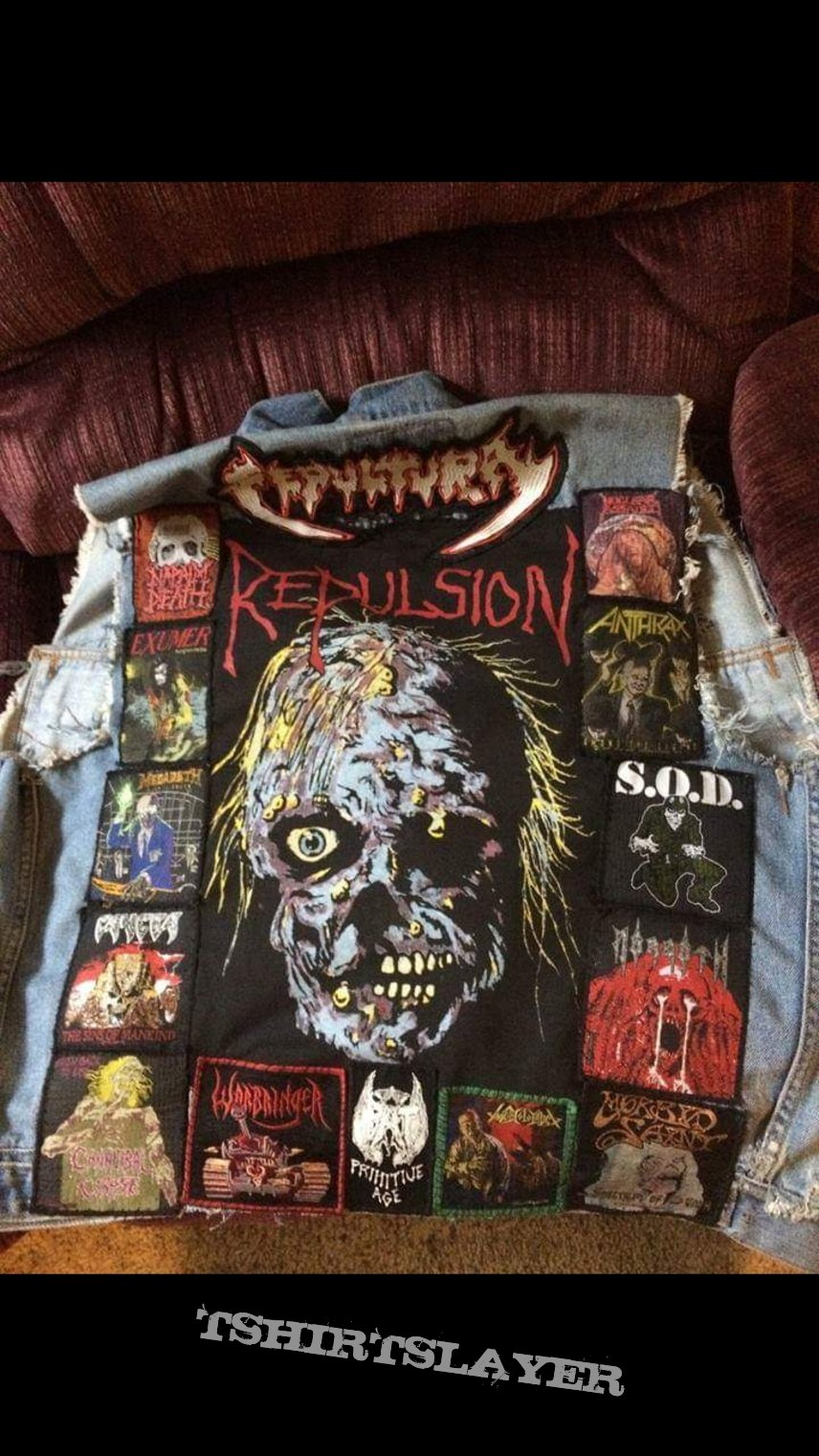 Old jackets of mine