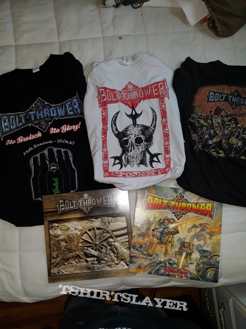 Mini bolt thrower collection
