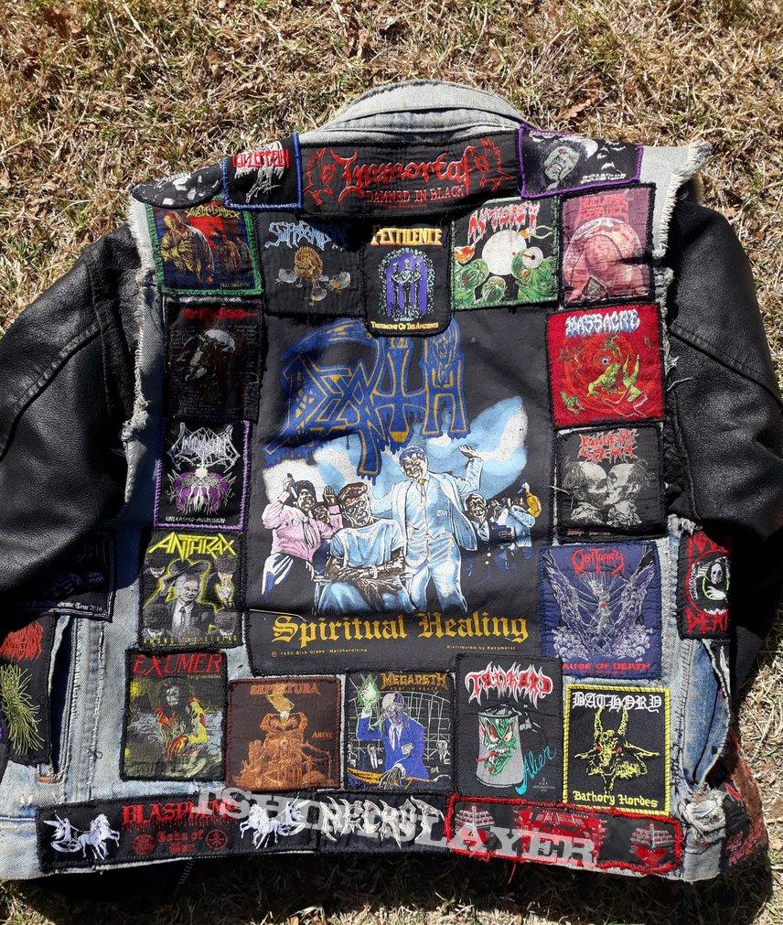 Jacket completion