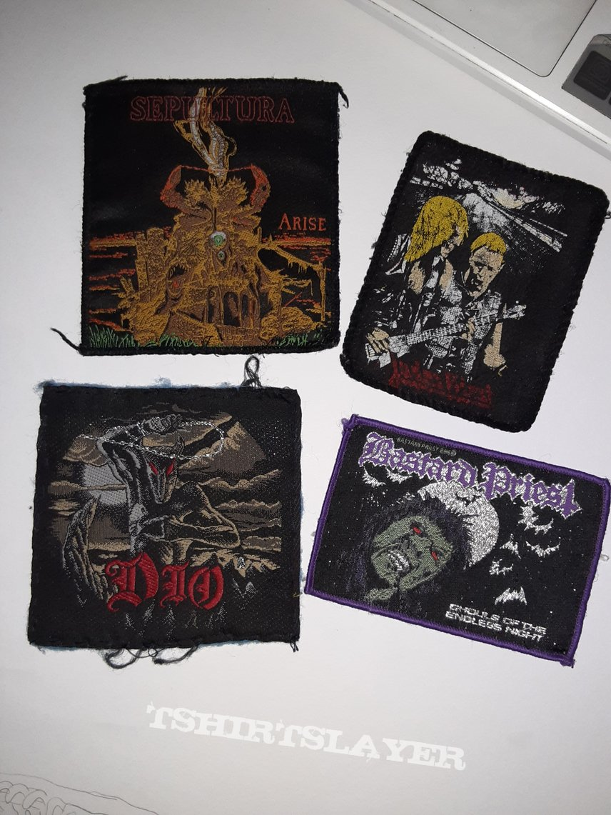 Patches for the dood