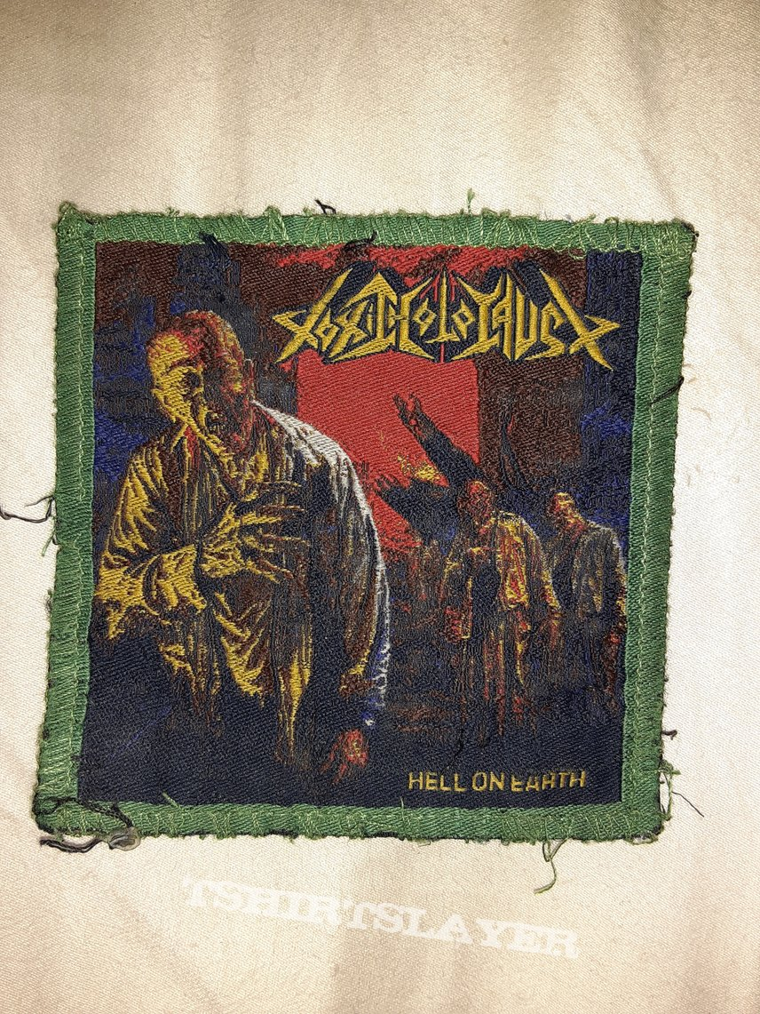Toxic holocaust - 2012 hell on earth patch
