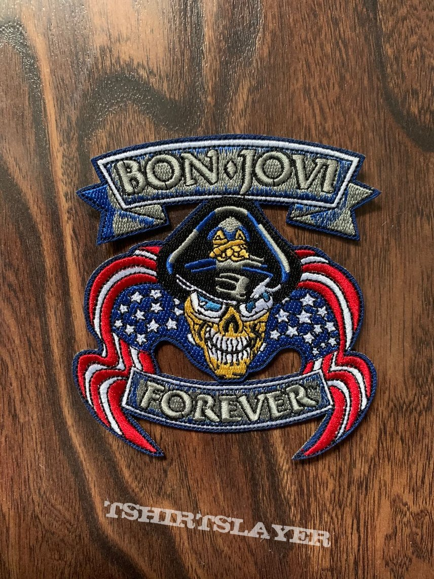 Bon Jovi Patch