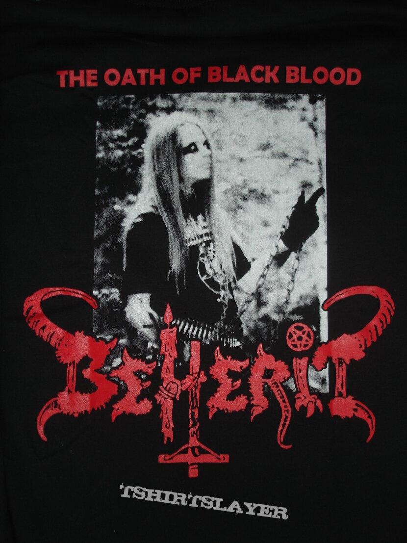 Beherit - The Oath of Black Blood Longsleeve