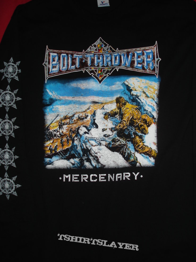 Bolt Thrower - Mercenary LS