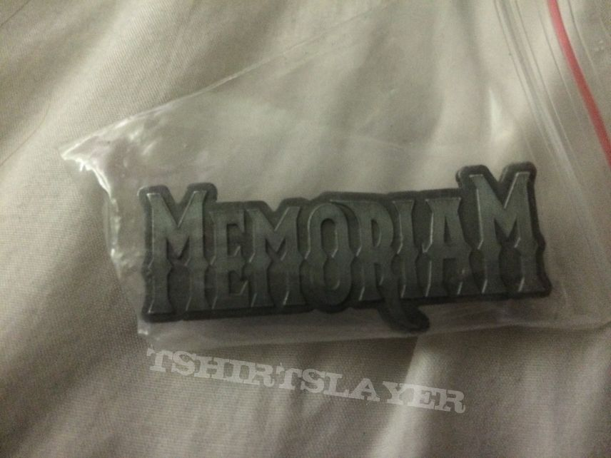 Memoriam - Metal Pin