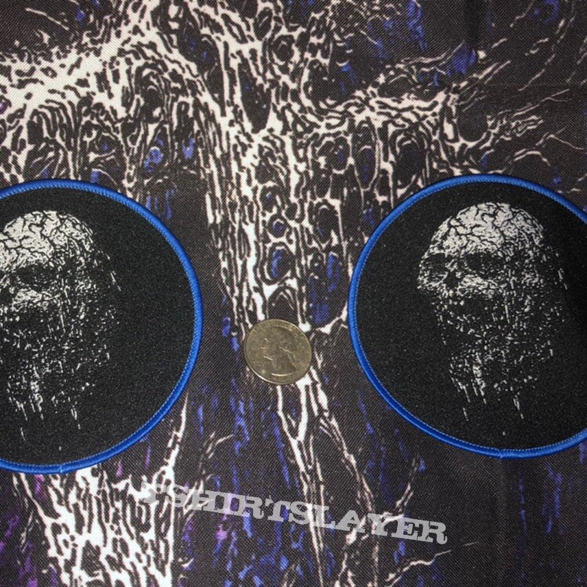 Spectral Voice - Necrotic Doom Patches with Blue Border