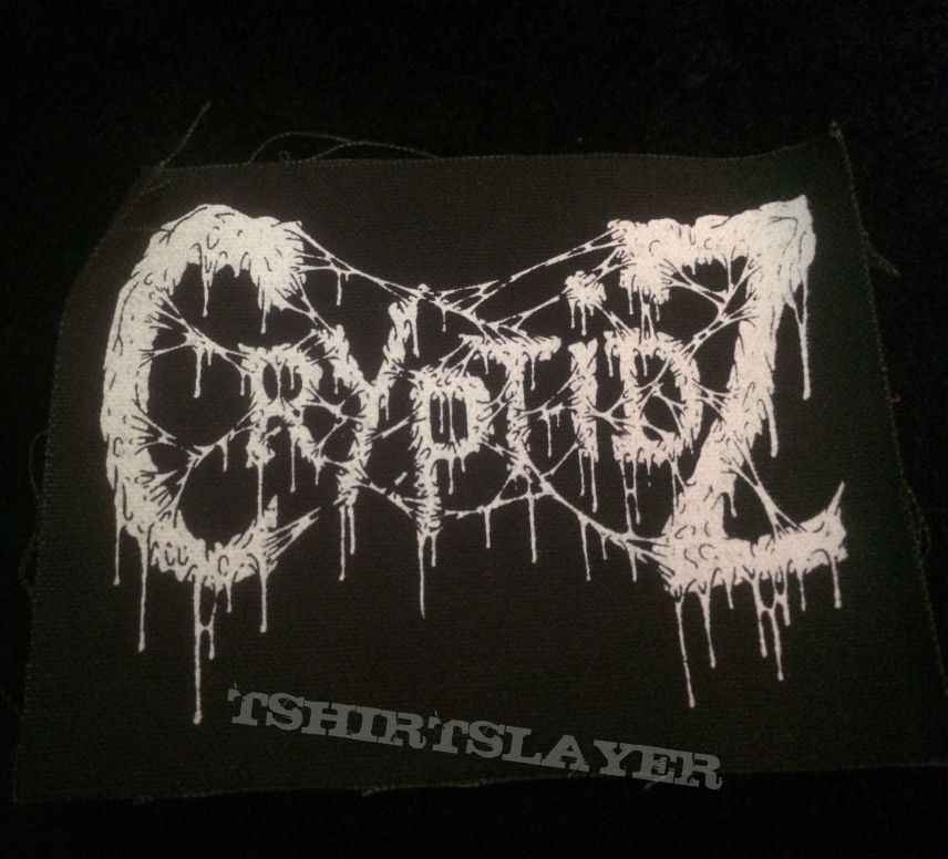 Cryptidz - Logo Patch