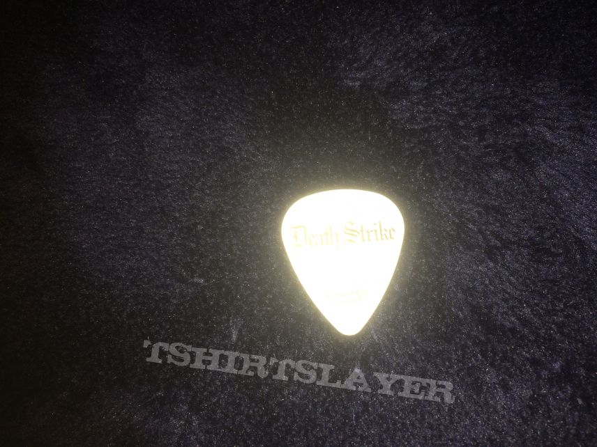 Death Strike - Guitar Picks