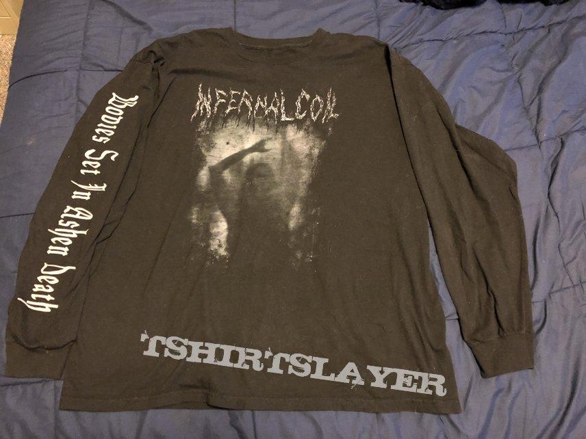 Infernal Coil - Bodies Set in Ashen Death Long Sleeve