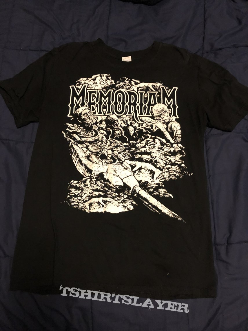 Memoriam - For the Fallen - Tank shirt