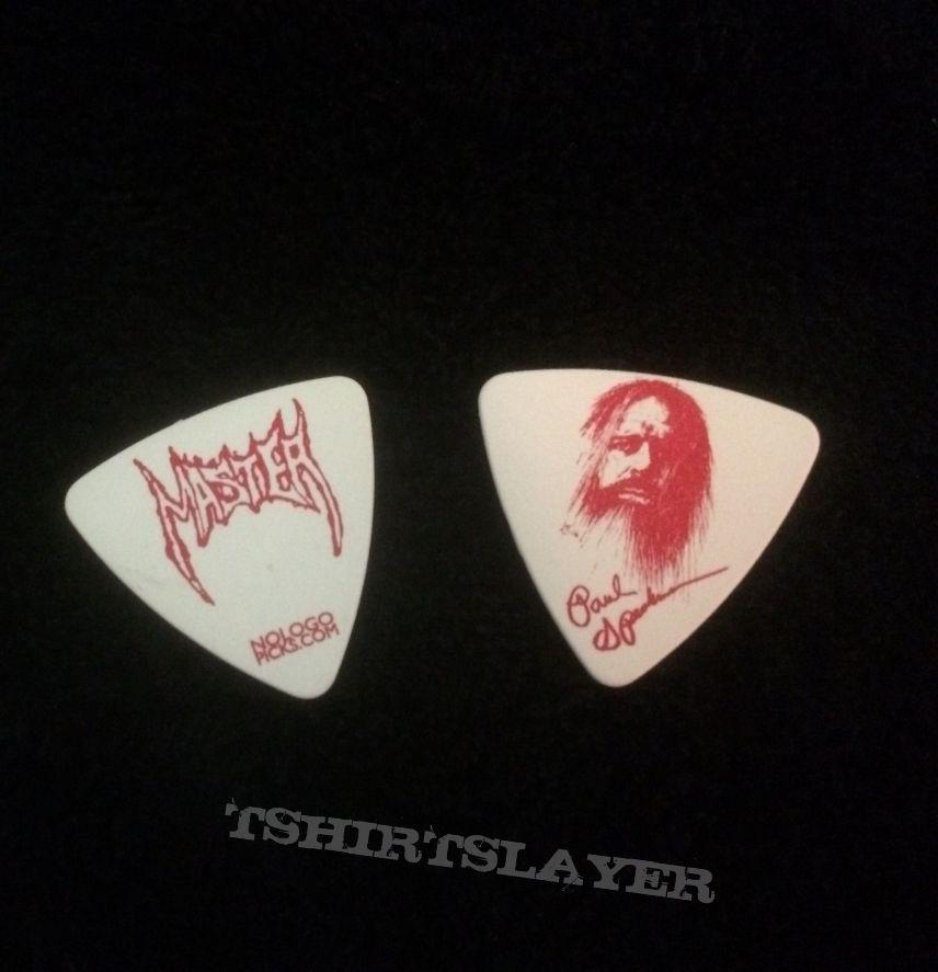 Master - Bass Picks