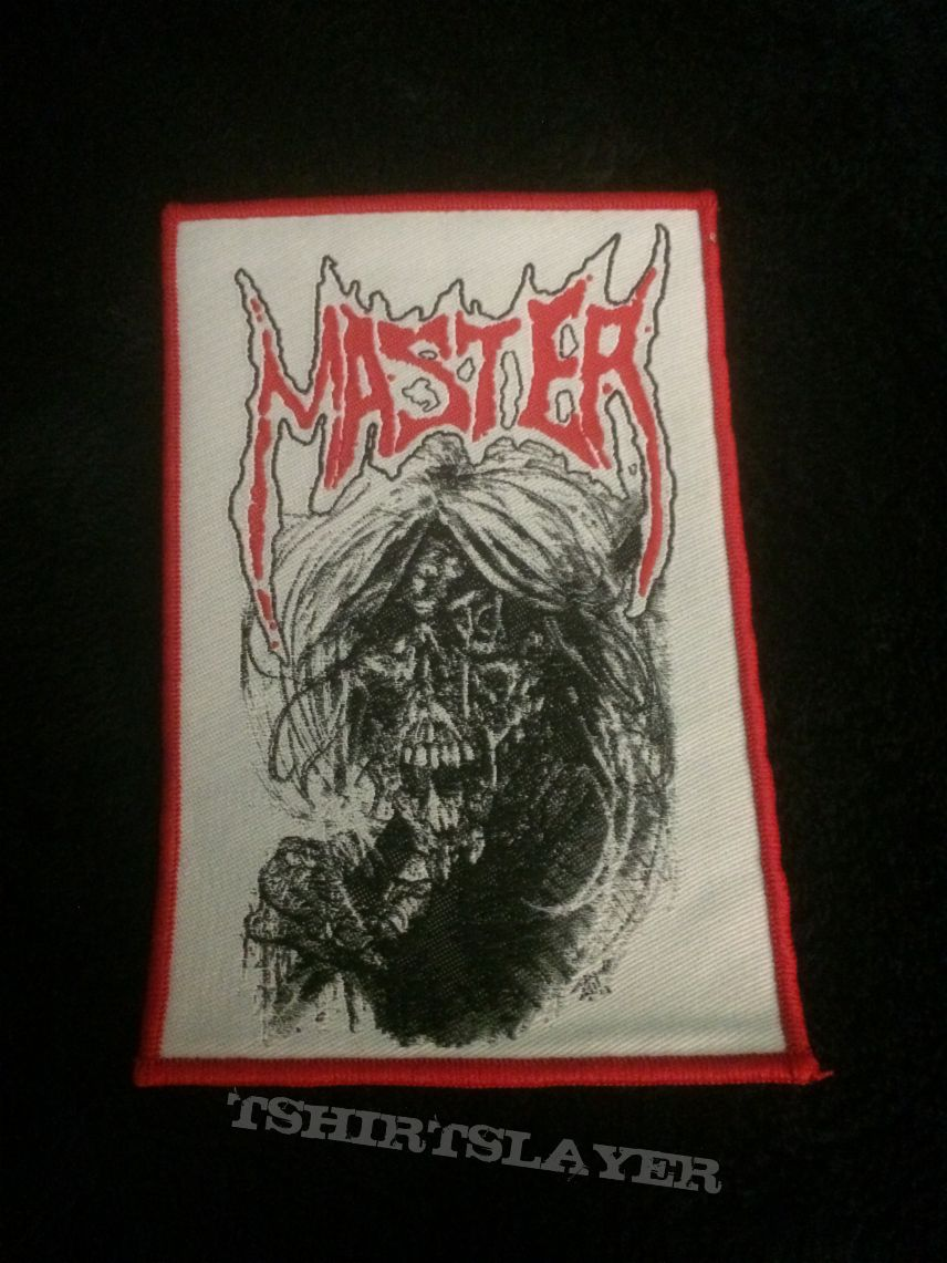 Master - Rotten Witch - Patch