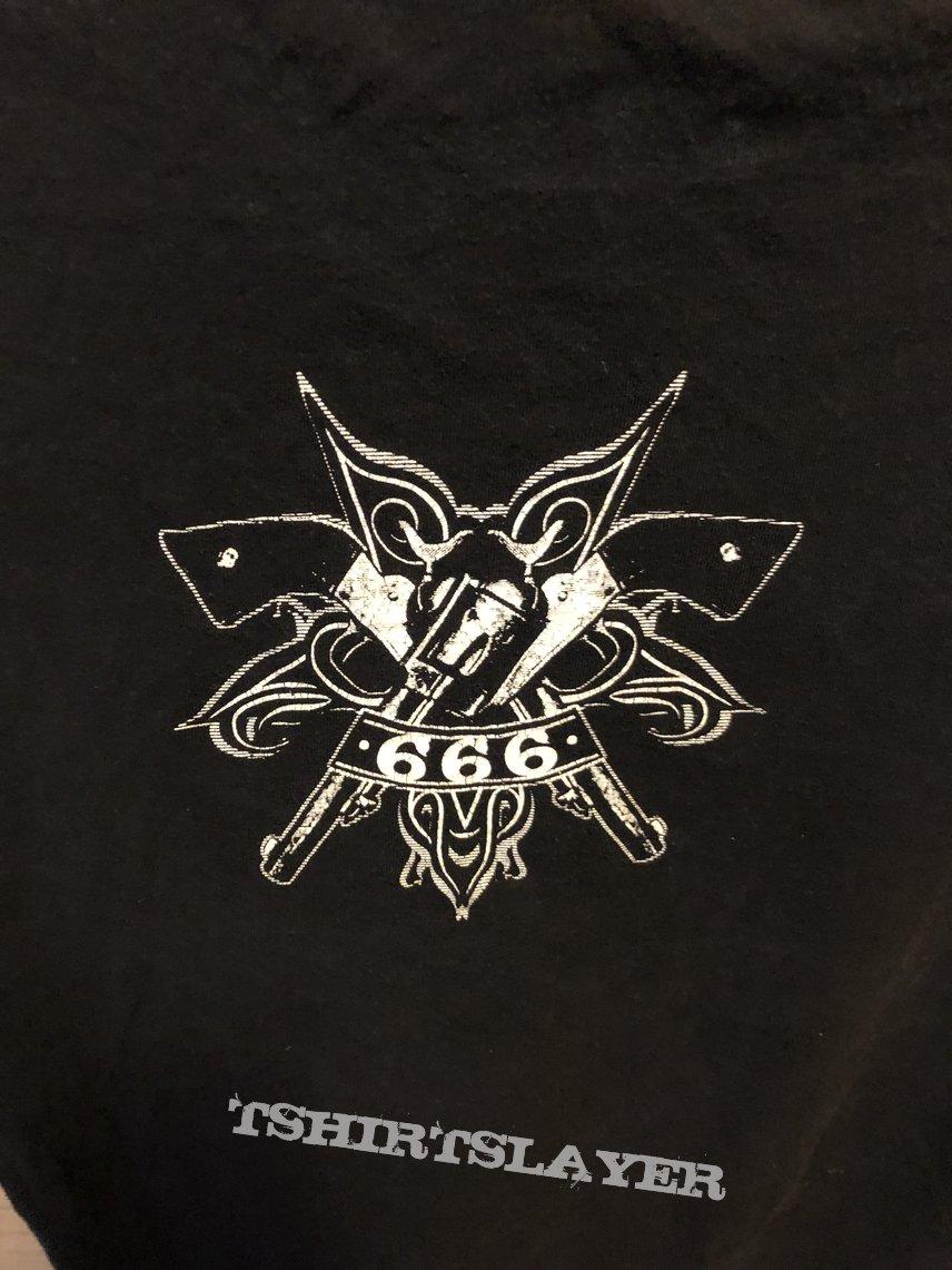 Buck Satan & the 666 Shooters Shirt