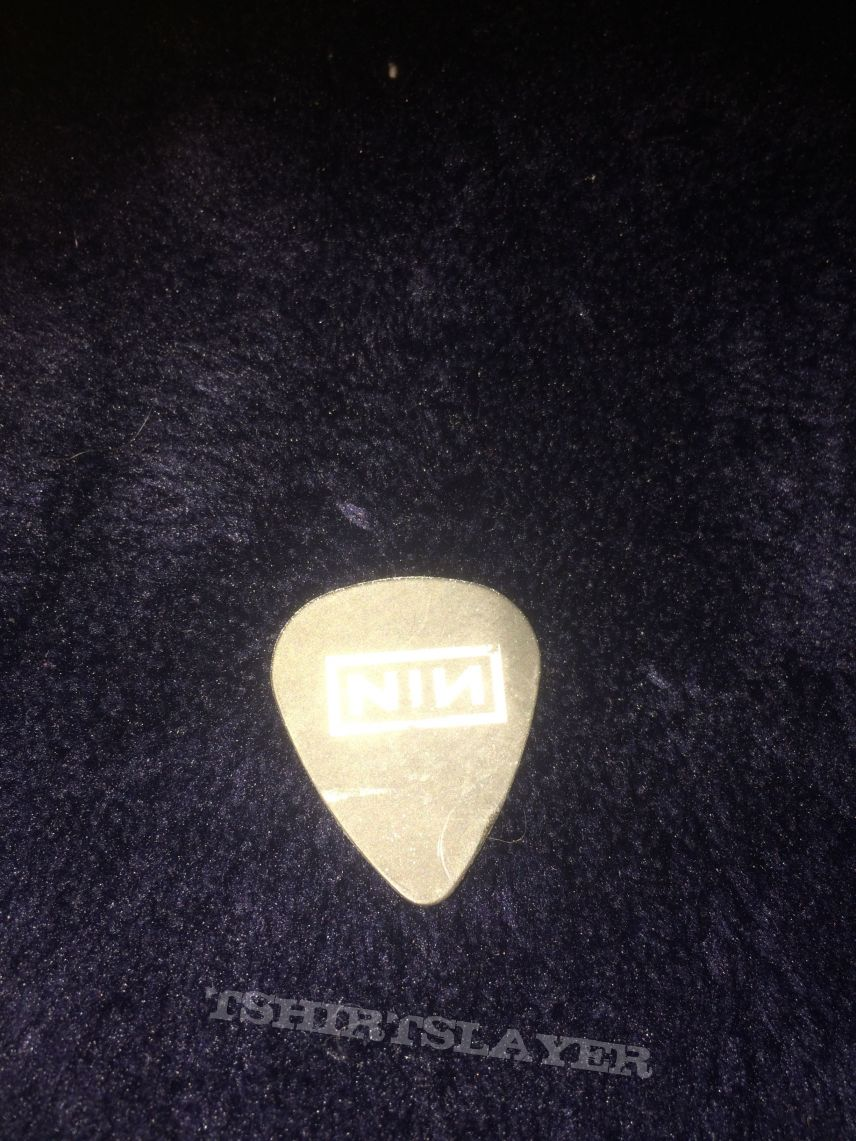 Nine Inch Nails - Guitar Pick