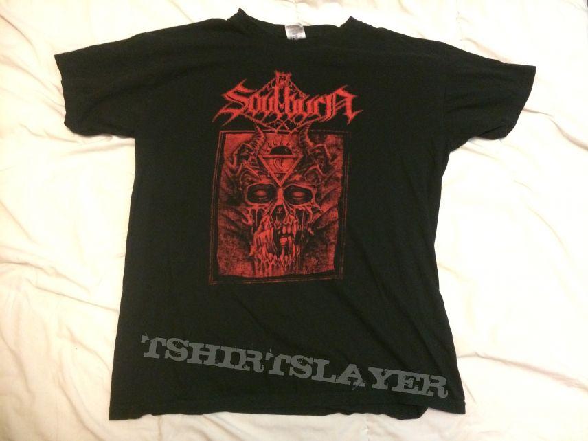 Soulburn - Red Skull