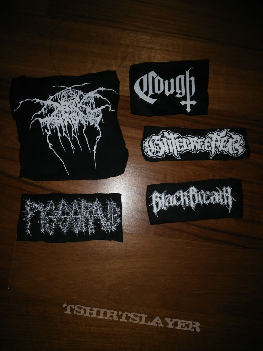 Printed patches